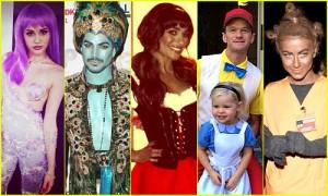Top 5 Most Popular Celebrity Halloween Fashion Ideas 2014