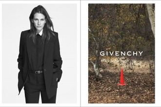 Photography by Mert Alas and Marcus  Piggott for Givenchy SS15