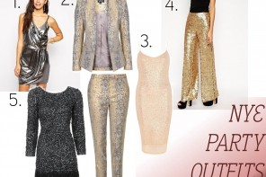 5 NYE Party Outfit Ideas