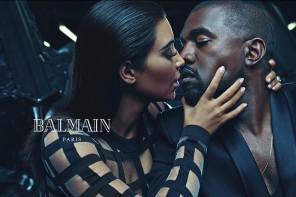 Balmain Unveils SS15 Menswear Ad Campaign