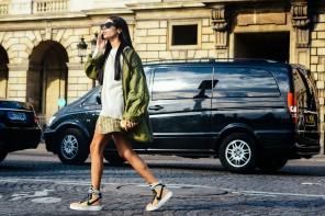 2015 Trend Inspiration: Khaki