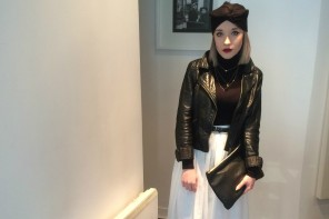 WEARING // Paris Mens Fashion Week