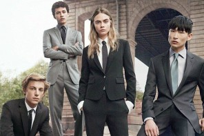 Cara Delevingne stars in new DKNY campaign