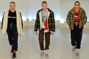 Remind yourselves of Gosha Rubchinskiy AW15 Collection