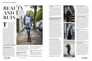 My Cliché Magazine Feature!