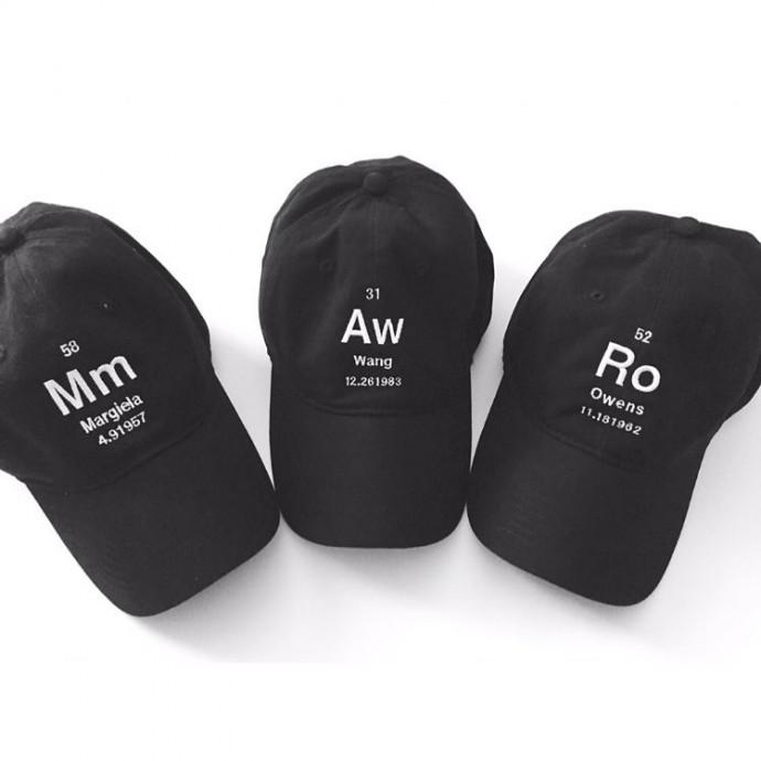 periodic hats