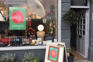 Brighton Fashion Week – Xmas Pop Up Shop