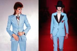Milan Fashion Week Pays Homage to Bowie