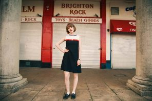 Love Her Madly on Brighton Beach
